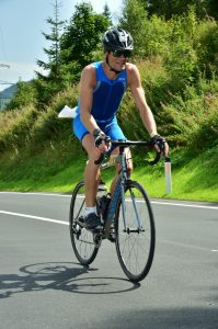 Ironman 70.3 Zell am See 2017 racing up the mountains