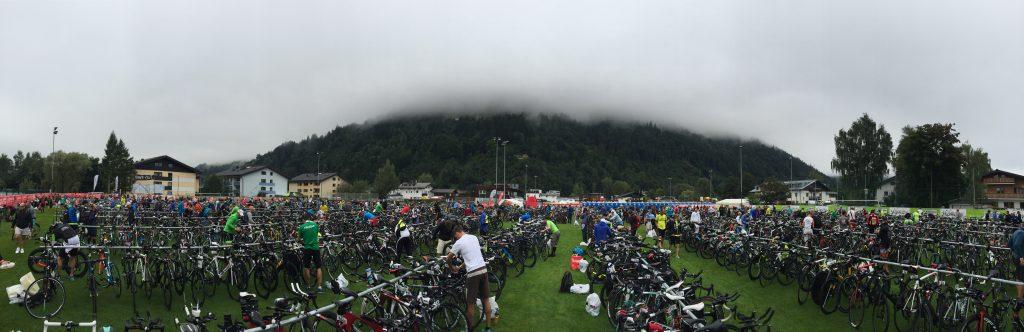 Ironman 70.3 Zell am See 2017 Race morning