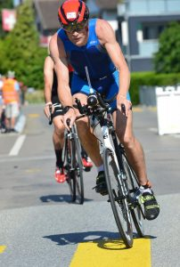 Ironman 70.3 Rapperswil-Jona 2018 - race through town