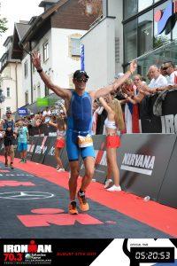 Ironman 70.3 Zell am See Austria, August 2017