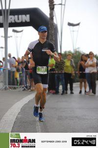 Ironman 70.3 Koper Slovenia 2018 - running