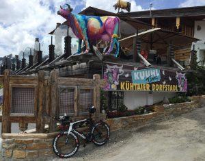 Cycling around Innsbruck to Kuhtai 2018