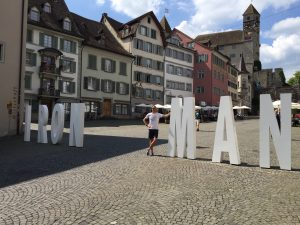 Ironman 70.3 Rapperswil in 2018