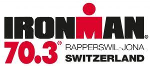 Ironman 70.3 Rapperswil-Jona logo