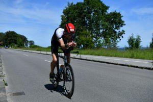 Ironman 70.3 Elsinore Denmark Triathlon 2019 on the bike route