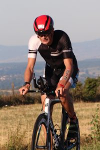 Ironman 70.3 Vichy France 2019 - On the bike route