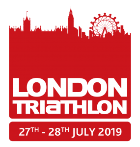 London Triathlon 2019 logo