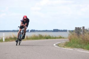 Ironman 5051 Hoorn - bike route over the dike