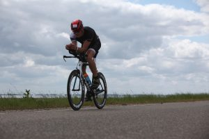 Ironman 5051 Hoorn - bike route over the dike