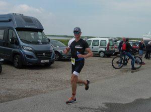 Brouwersdam 90 triathlon running