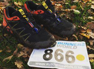 Trial running race of Runnersworld Hoorn Netherlands