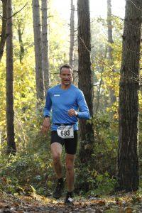 Trail running race - autumn 2019