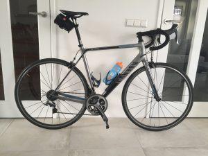 Canyon Endurace CF 9.0 SL road bike