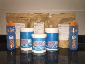 NutrID nutrition sports triathlete energy drink