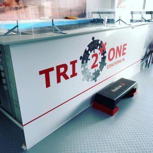 Tri2One swim training - endless pool
