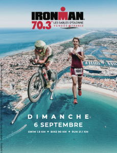 Ironman 70.3 Les Sables d'Olonne - Athletes Guide