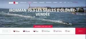 Ironman 70.3 Les Sables d'Olonne - site