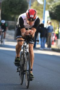 Ironman 70.3 Les Sables d'Olonne 2020 - Suffering but hammering through