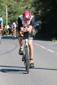 Ironman 70.3 Les Sables d'Olonne 2020 - bike section