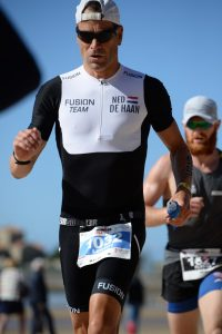 Ironman 70.3 Les Sables d'Olonne 2020 - Start of the run section