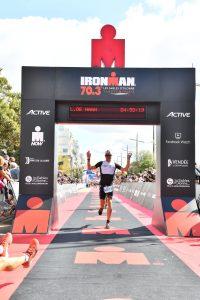 Ironman 70.3 Les Sables d'Olonne 2020 - Finishing!