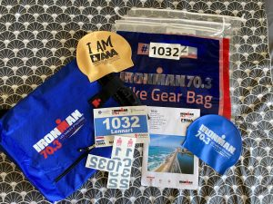 Ironman 70.3 Les Sables d'Olonne 2020 - goodies