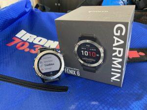 Garmin Fenix 6 triathlon multisport smartwatch