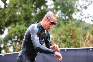 Ironman 5150 Maastricht 2020 - Swim exit