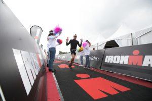 Ironman 5150 Maastricht 2020 - Finishing