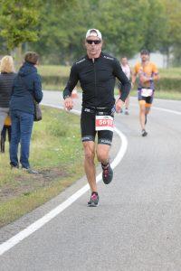 Ironman 5150 Maastricht 2020 - Pushing hard the last part of the run
