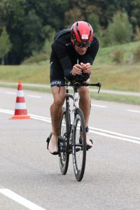 Ironman 5150 Maastricht 2020 - still pushing until the end on the bike