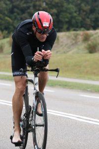Ironman 5150 Maastricht 2020 - last few hundred meters on the bike