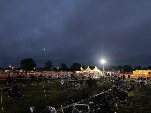 Ironman 5150 Maastricht 2020 - transition area
