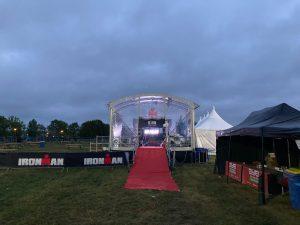 Ironman 5150 Maastricht 2020 - Finish area