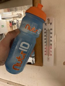 Working offshore - hot gym temperature