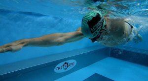 Tri2One Endless Pool swim training