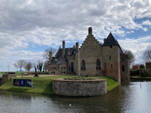 Medemblik Kasteel Radboud Castle