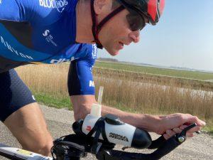 Cycling around West Friesland spring 2021
