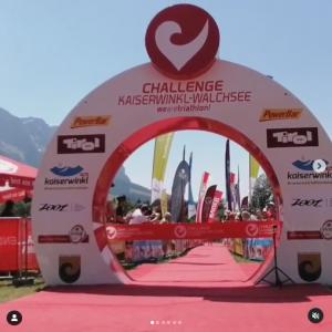 Finish line Challenge Walchsee