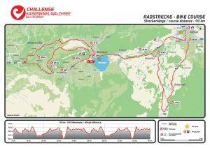 Challenge Walchsee bike route