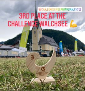 Challenge Walchsee 2021 - 3rd place AG