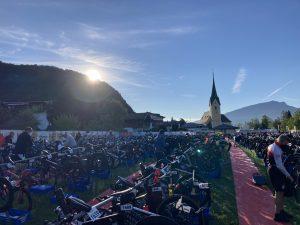 Challenge Walchsee triathlon - Race Day