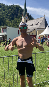 Challenge Walchsee triathlon - Finished 3rd in my AG
