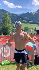 Challenge Walchsee triathlon - Finished 3rd AG