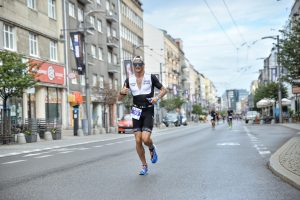 Ironman 70.3 Gdynia - running