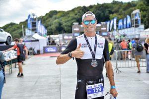 Ironman 70.3 Gdynia - finished!