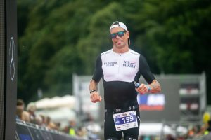 Ironman 70.3 Gdynia - done, finished, exhausted