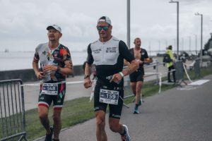 Ironman 70.3 Gdynia - on the run