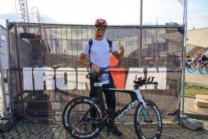 Ironman 70.3 Gdynia - bike check-in