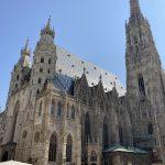St. Stephen's Cathedral in Vienna Austria
